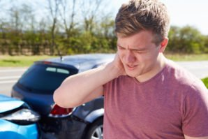 Driver with Whiplash After Car Accident - Schiffman Law Office