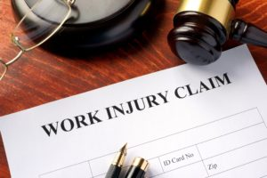 Work Injury Claim Image - Schiffman Law Office