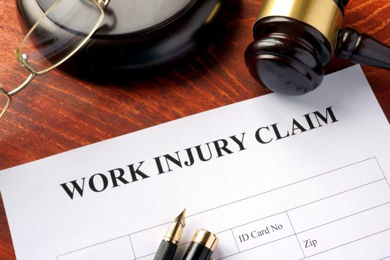 Work Injury Claim Image - Schiffman Law Office