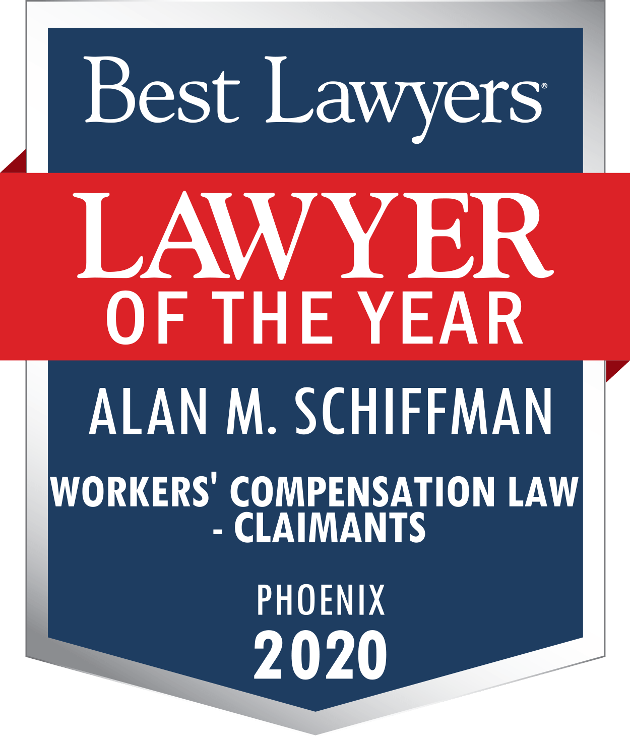 Lawyer of the Year 2020 Alan M Schiffman