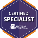 Arizona state bar certified specialist